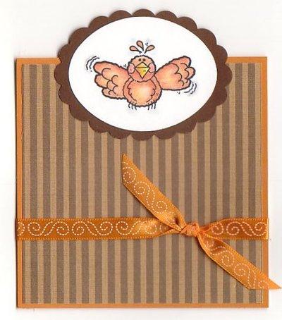 Birdy_brown_oval_card